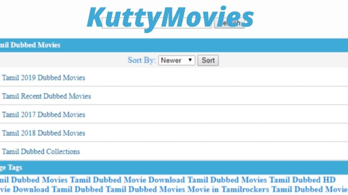 Kuttymovies – Download HD movies for free