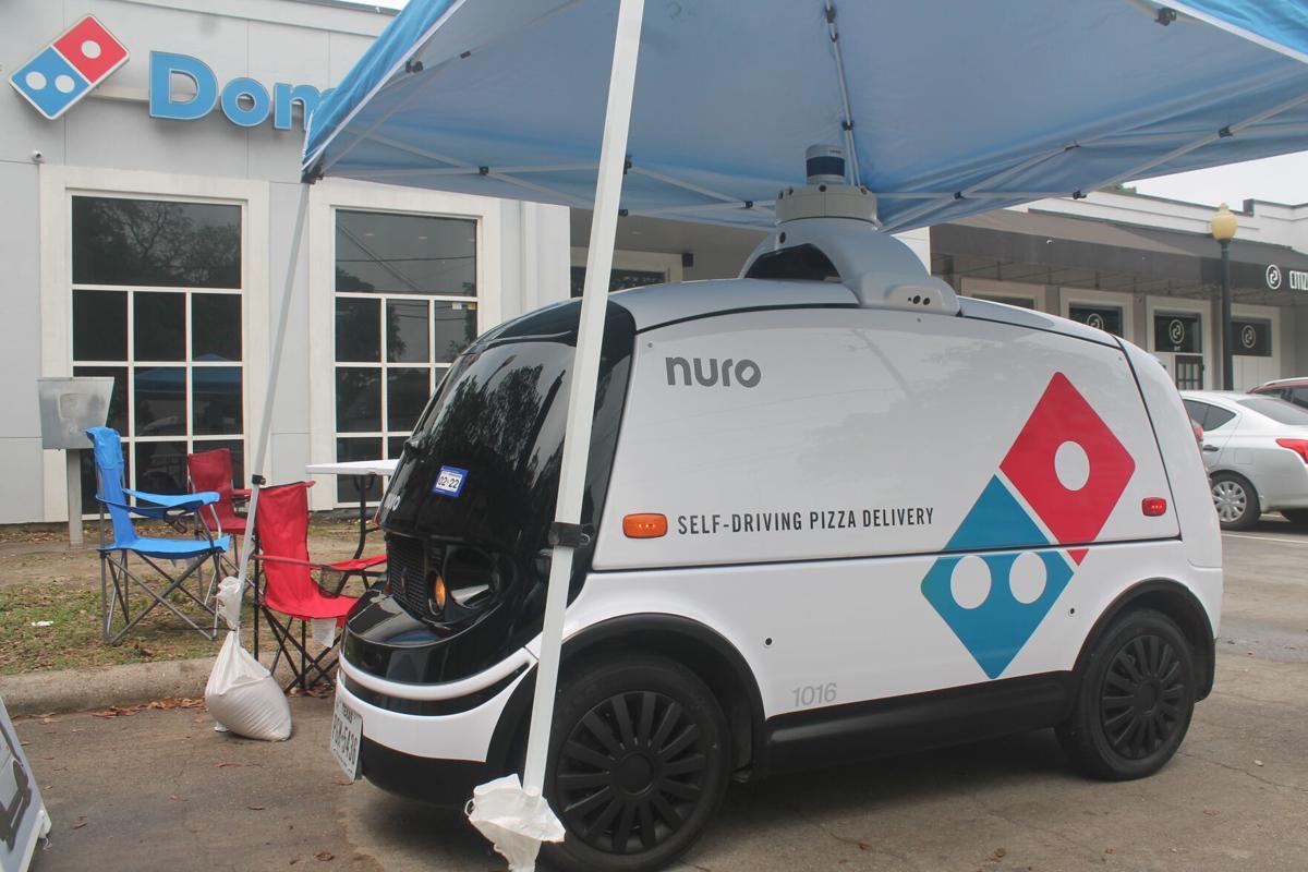 Domino's, Nuro to begin autonomous pizza deliveries in Houston