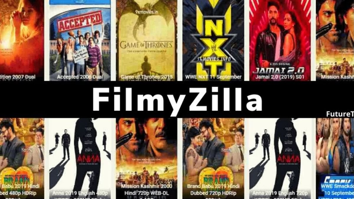 Filmyzilla Website – Download new HD movies from Bollywood [300mb] – Is it legal and safe?
